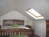 Attic conversion by Old Craft General Building, Dublin - builders for all aspects of home construction works - including extensions, brickwork & new builds.